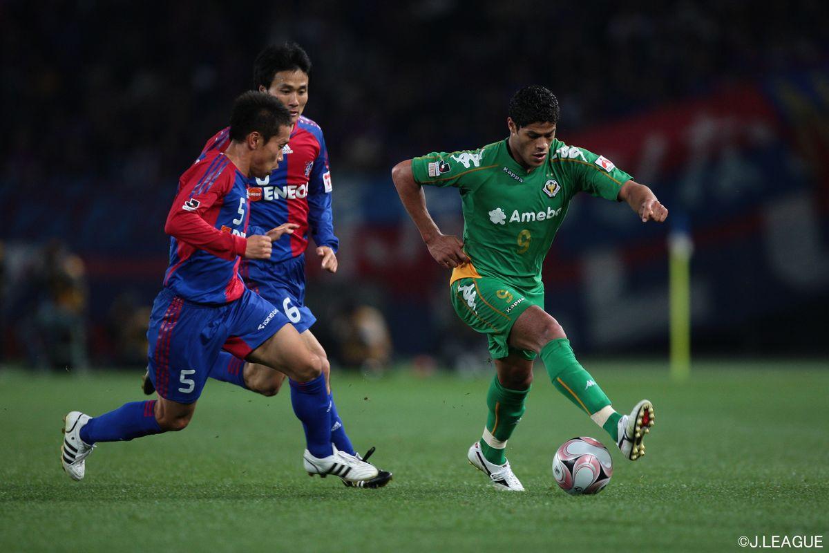 FC東京対東京ベルディの試合