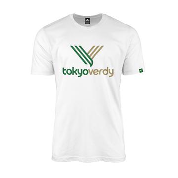 プリントALTERNATIVEロゴTシャツ(ホワイト)